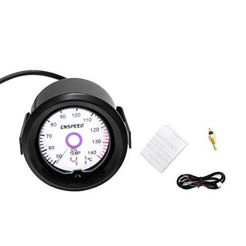 Oil Temperature Gauge Lcd - Tralntion 2