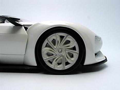 Norev NV181610 2008 GT by Citroen Salon de Paris Modelo fundido, escala 1:18: Amazon.es: Juguetes y juegos
