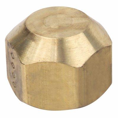 Brass Craft Service Parts M40-10 P 5/8'' OD Gas Flare Cap - Quantity 50 by Brass Craft Service Parts