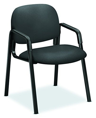 HON HON4003CU19T Solutions Seating Guest Chair, Iron Ore CU19 ()