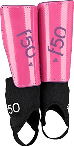 UPC 888170939036, adidas Performance F50 Youth Shin Guard, Solar Pink/Lucky Pink, X-Large