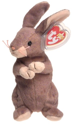 Ty Beanie Babies Springy the  Bunny Rabbit