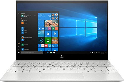 HP – Envy 13.3″ 4K Ultra HD Touch-Screen Laptop – Intel Core i7-1065G7 – 8GB DDR4 Memory – 512GB SSD – Natural Silver