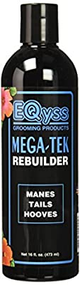 EQyss Mega-Tek Rebuilder 16 oz by EQyss Grooming Products, Inc.