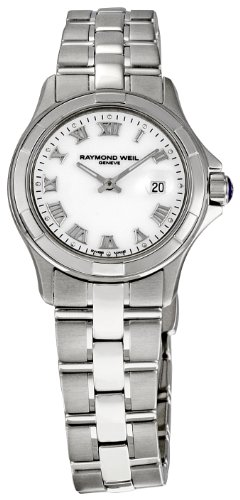 Raymond Weil Women's 9460-ST-00308 Parsifal White Dial Watch