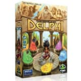 Oracle Of Delphi,The Board Game (2 - 4 Players)