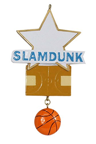 WorldWide Personalized Basketball Star