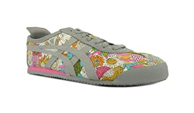 free shipping a5c50 c46f8 Onitsuka Tiger M1-Asics Mexico 66 Womens canvas Lace Up ...