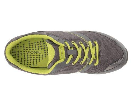 Vionic Women's, Kona Crosstraining Shoes Gray 6 M