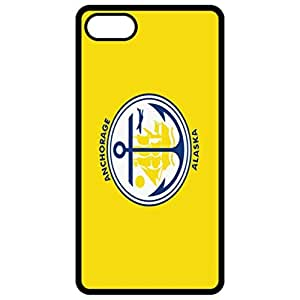Anchorage Flag Black Apple Iphone 6 (4.7 Inch) Cell Phone Case - Cover