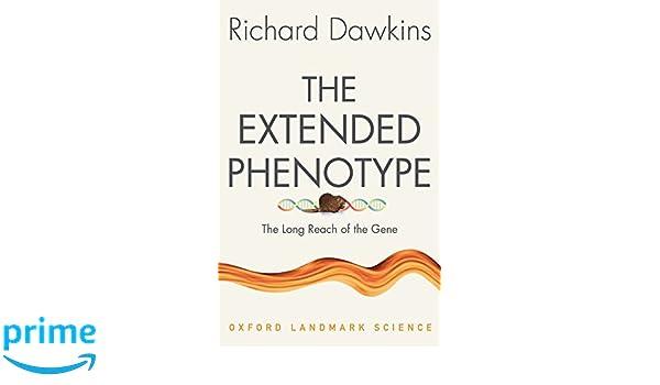 The Extended Phenotype: The Long Reach of the Gene Oxford Landmark Science: Amazon.es: Richard Dawkins: Libros en idiomas extranjeros