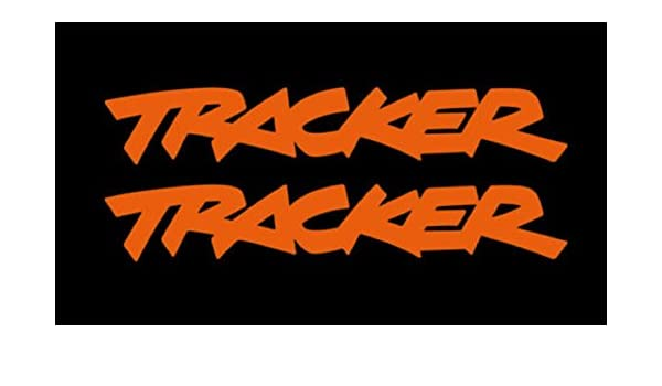*free shipping TRACKER GEO Chevy Suv Decals PAIR
