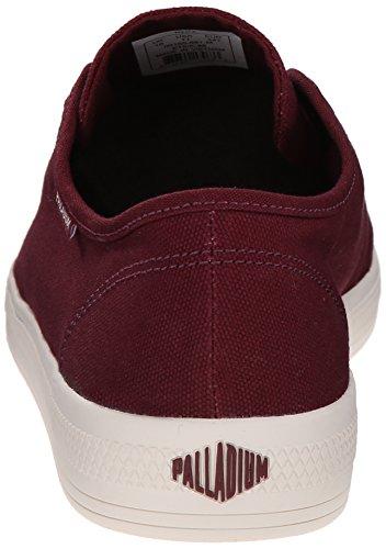 Palladium Mens Flex Lace Cotton Tuxedo Sneaker