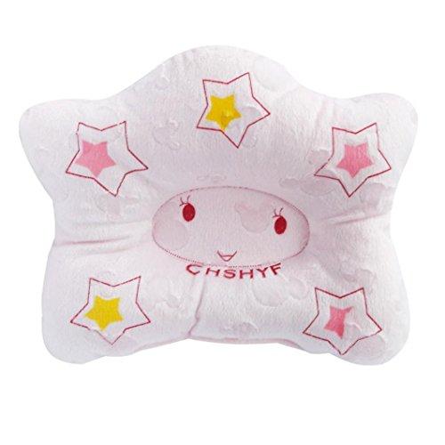 Heart Shaped Yellow Ouneed Cute Star Nursing Pillow Cute Newborn Baby Sleeping Pillow Headrest Against Plagiocephaly