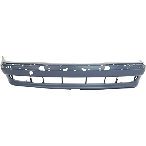 Front BUMPER COVER Primed for 1995-2001 BMW 740i 1995-2001 BMW 740iL 1995-2001 BMW ()