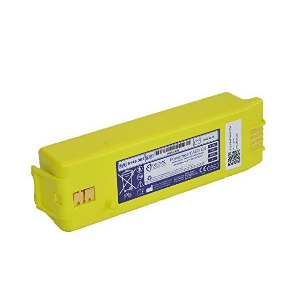Cardiac Science - batería litio 9146 POWERHEART AED G3 Scienza cardiaca - 9146-302 2