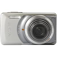 Olympus Stylus 7010 12MP Digital Camera with 7x Dual Image Stabilized Zoom and 2.7 inch LCD (Silver) Benefits Review Image
