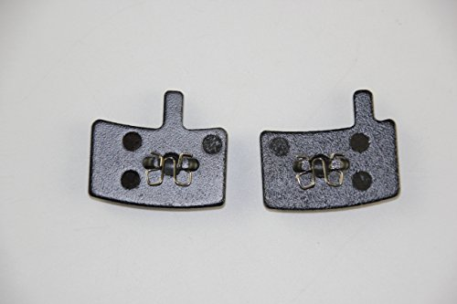 4 pairs of bicycle disc brake pads for Hayes stroker trail