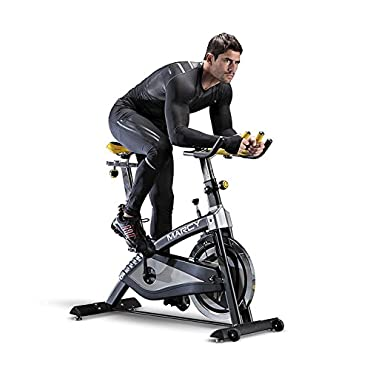 Marcy Club Revolution Indoor Cycle / Upright Exercise Bike JX-7038