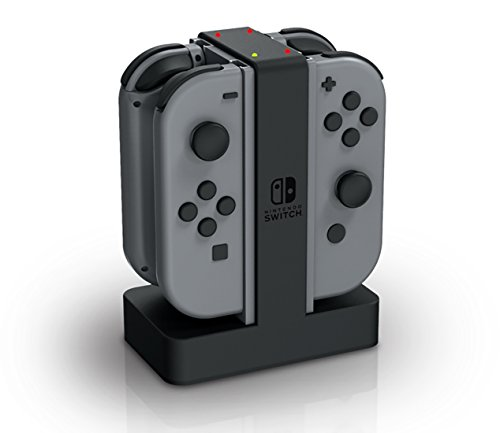 Video Games : PowerA Nintendo Switch Joy-Con Charging Dock