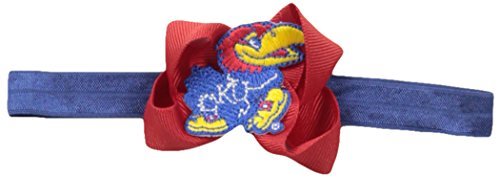 Kansas Stretch Baby Headband (Kansas Accessories)
