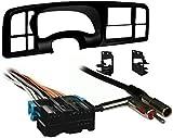 Metra Double DIN Car Stereo Radio Install Dash Kit for 1999-02 Silverado/Sierra