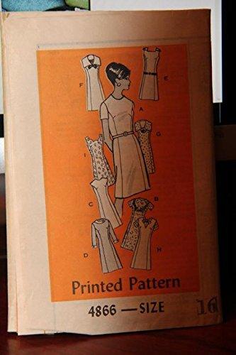 anne adams dress patterns - 1