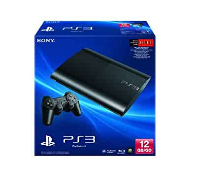 Amazon.com: Sony Computer Entertainment Playstation 3 12GB ...