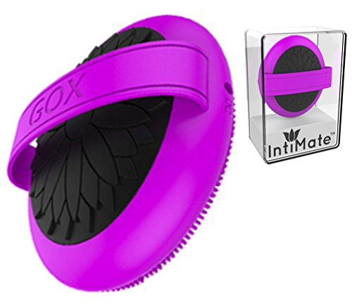 IntiMate Deluxe Therapeutic Power Massager Pad | Intense Vibration & Pleasure | Waterproof | Extreme Power & Multi-Speed | Rechargeable | Wireless & Travel Friendly | 1 Year Warranty