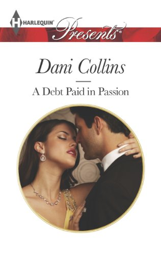 book cover of A Debt Paid in Passion