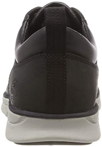 Timberland para Gris Saddleback Cordones Hombre Phantom Oxford Bradstreet de Zapatos M45 AcSR4xAqr