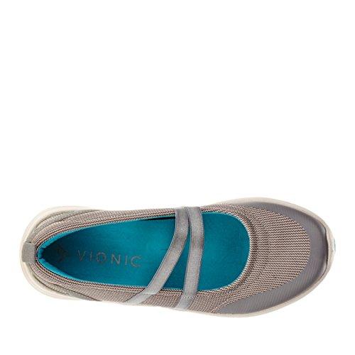 Opal Sneaker on Slip Grey Women's Vionic Agile 48fnEv