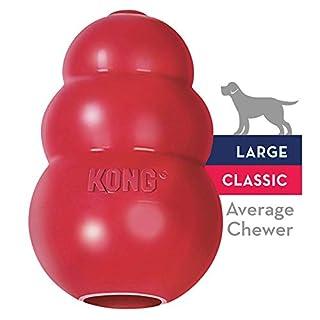 KONG Classic Dog Toy, Large, Red (B0002AR0I8) | Amazon price tracker / tracking, Amazon price history charts, Amazon price watches, Amazon price drop alerts