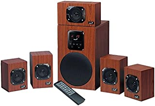 Genius SW-HF5.1 4800 Enceintes PC/Stations MP3 RMS 16 W