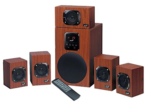 Genius SW HF5.14800–Loudspeaker Set (110x 100x 150mm, 110x...