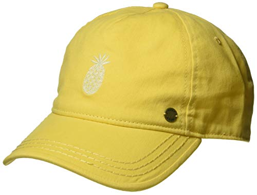 Roxy Junior's Next Level Baseball Hat, Ochre, One Size from Roxy