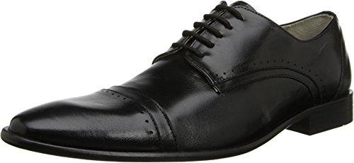 Giorgio Brutini Men's Esquire Cap Toe Blucher Oxfords,Black,7.5 M