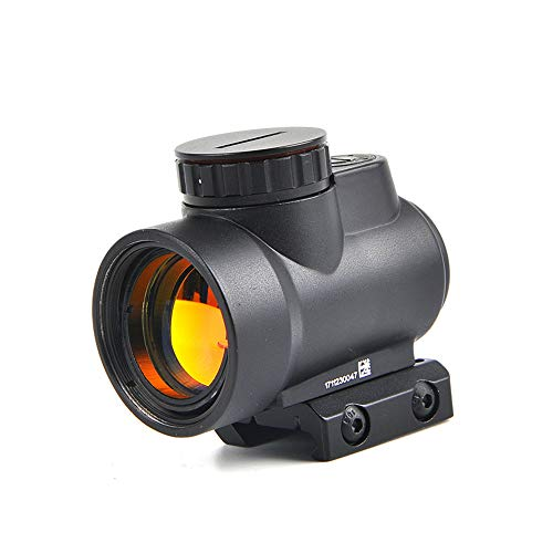 (HAOYUN MRO high - Definition Anti - Seismic All - Metal red - spot Sight with Increased Bracket)