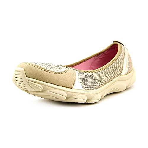 Easy Spirit e360 Raveena Womens Size 6.5 Nude Textile Sneakers Shoes