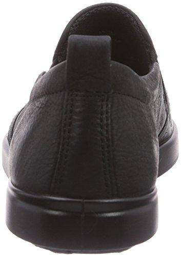 Ecco ECCO AIMEE - pantuflas con forro de piel mujer Negro (BLACK/BLACK56120)