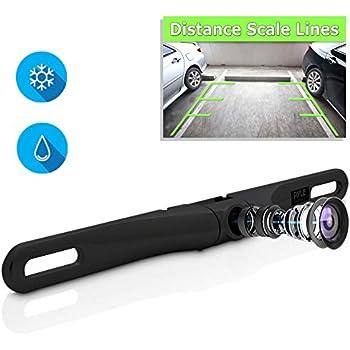Amazon.com: Car Backup Camera, 175° Wide Angle HD Easy-Installation on