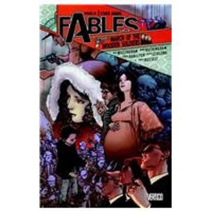 Fables 4 March of the Wooden Soldiers