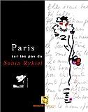 img - for Paris, sur les pas de Sonia Rykiel book / textbook / text book