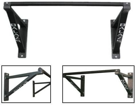 Balazs 18 Nonadjustable Wall-Mounted Pull-Up Bar