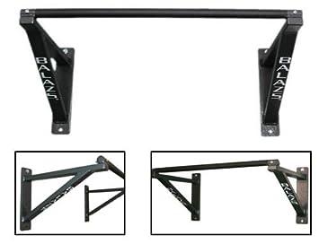 Balazs 18 Nonadjustable Wall-Mounted Pull-Up Bar