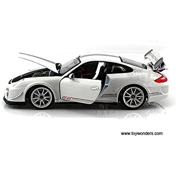 11036w Bburago - Porsche 911 Gt3 Rs 4.0 Hard Top (1:18, White