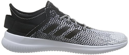 Negbas Plamat Weiß adidas Damen CF Low Ftwbla Schwarz W Top Qtflex 000 6wpz7R