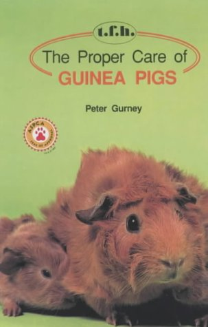 The Proper Care of Guinea Pigs by Brand: Tfh Pubns Inc
