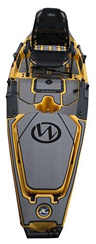 Complete Elite Series Kayak Pad by MARINEMAT. Kit Fitting: Hobie Pro Angler 14 by Marine Mat (Image #2)