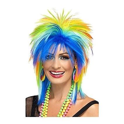 Las mujeres del SMIFFY 2438,4 cm s del Punk peluca